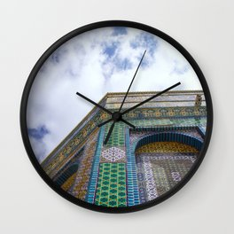 AlAqsa Wall Clock