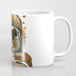 Three Toed Tea Sloth Coffee Mug