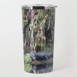 Swamp Gator Travel Mug
