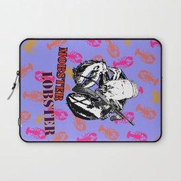 Mobster Lobster Laptop Sleeve
