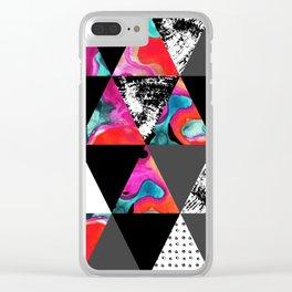 _TRI Clear iPhone Case