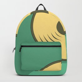 Vinyl records icon illustration Backpack