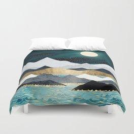 Ocean Stars Duvet Cover