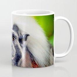 Cotton-headed Tamarin Coffee Mug