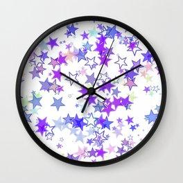 STARS Wall Clock