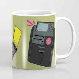 To Boldly Have Gone Coffee Mug