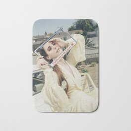 California is for Lovers Bath Mat