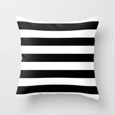 Grid 02 Throw Pillow