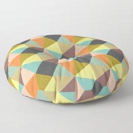 Simply Symmetry Floor Pillow