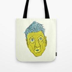 DAVID LYNCH AGAIN Tote Bag