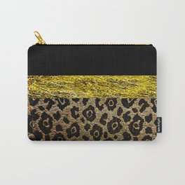 Animal Print Magnitism #6 Carry-All Pouch