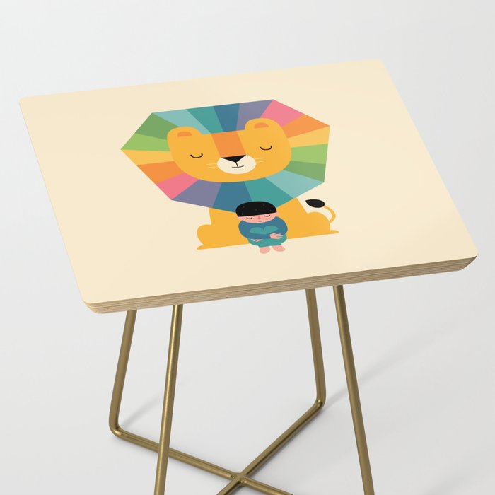 Courage Side Table