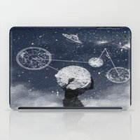 atlas iPad Cases featuring Atlas by Slug Draws