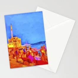 Istanbul Pop Art Stationery Cards