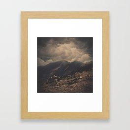 Rapture Framed Art Print