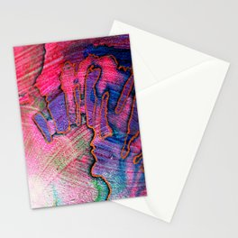 GOLD SPILL Stationery Cards