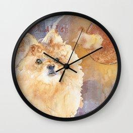 When I Dream, I hear Applause Wall Clock