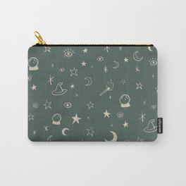 Witchy Season Carry-All Pouch