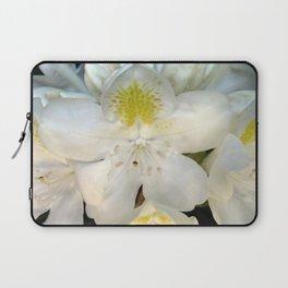 White Beauty Laptop Sleeve