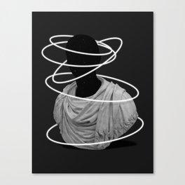Halos Canvas Print