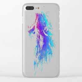 Furious+ Clear iPhone Case