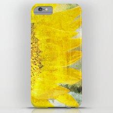 Sunflower iPhone 6 Plus Slim Case