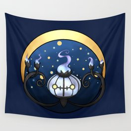Chandelure Wall Tapestry