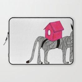 Cat-Snail Laptop Sleeve