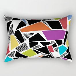 Carnivale Mosaics Rectangular Pillow
