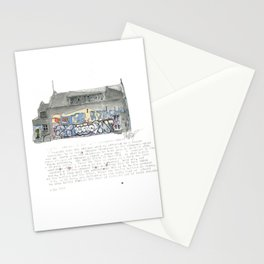 46 Fredrick Street Stationery Cards