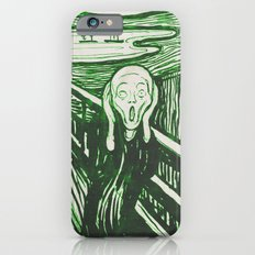 The Scream's Haze (green) Slim Case iPhone 6s