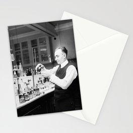 Testing Bootleg Booze - Internal Revenue Bureau - 1920 Stationery Cards