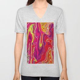 Express Mind Unisex V-Neck