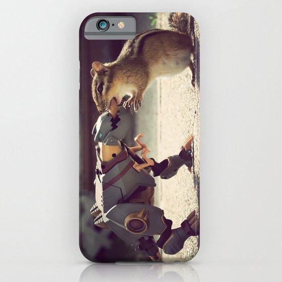 Grimlock vs Munkzilla iPhone & iPod Case