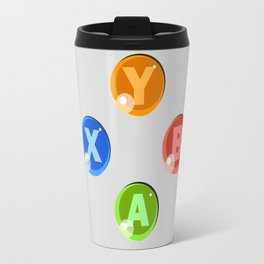 XBOX 360 Buttons Travel Mug