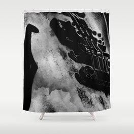 SEMI Shower Curtain