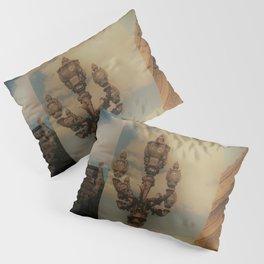 Paris Triptych 3 Pillow Sham