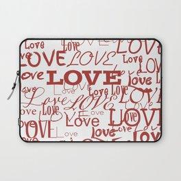 Love, love, love! Laptop Sleeve
