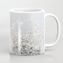 Silver Gray Glitter #2 #shiny #decor #art #society6 Coffee Mug