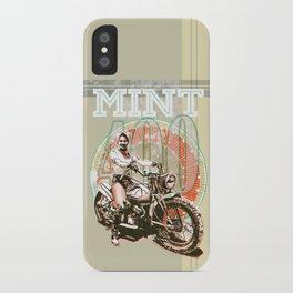 MINT 400 iPhone Case