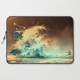Mana tide Laptop Sleeve