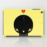 ed sheeran iPad Cases featuring HEART BREAKER - ed. fact by PAUL PiERROt