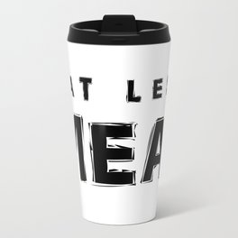 EatLess Meat Travel Mug