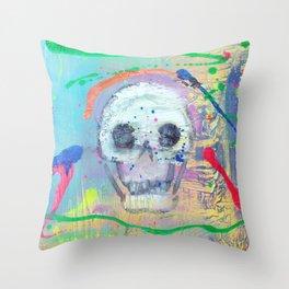 Soul Keeper Throw Pillow