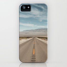 Road to Freedom iPhone Case