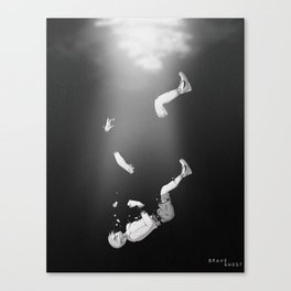 Porcelain Boy Canvas Print