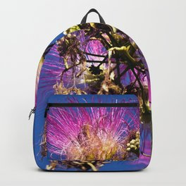 French flowering mimosa Backpack