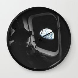 Not so parallel universe Wall Clock