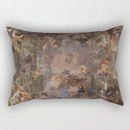 Sant'Ignazio Church, Rome Rectangular Pillow