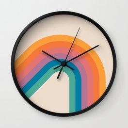Boca Bending Bow Wall Clock